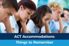 ACT Accomodations