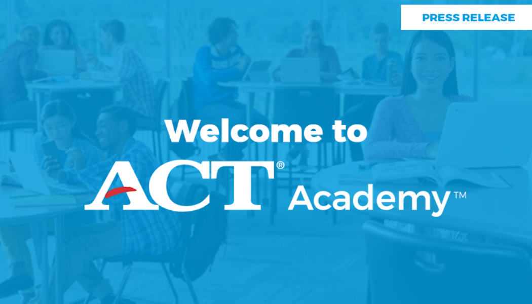 Welcome to the ACT Academy
