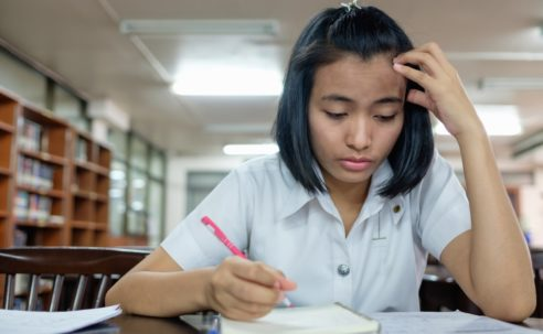 Does Test Anxiety Affect Scores?