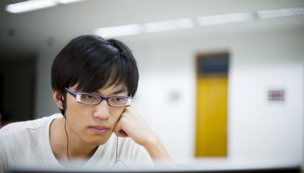 Students in China can practice taking the ACT test before the December test date