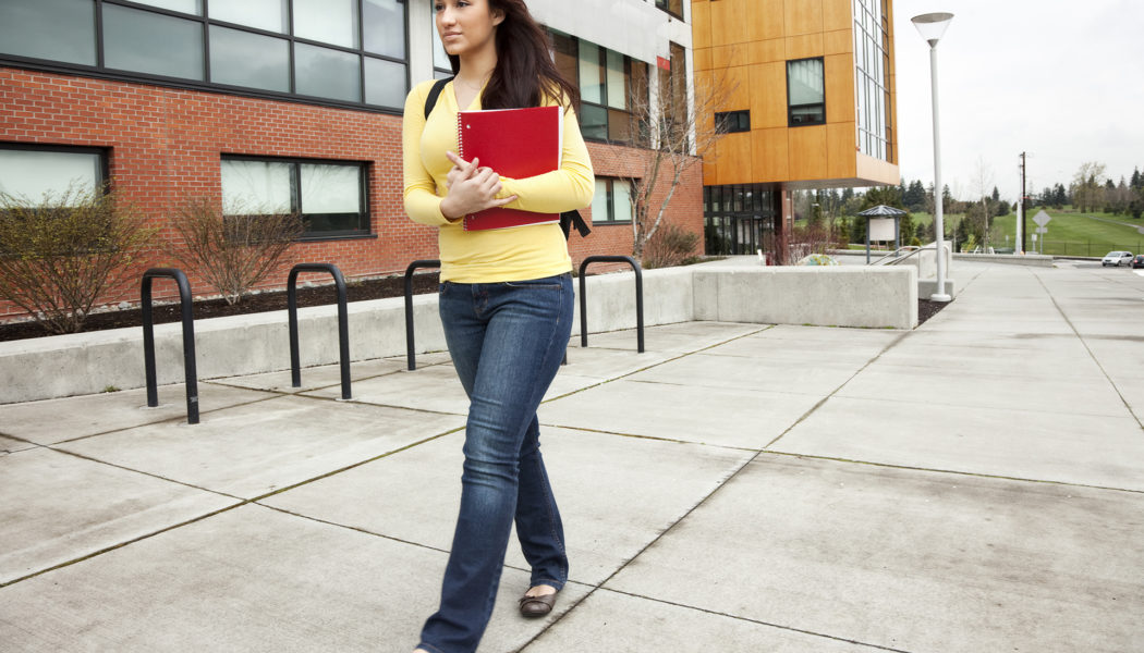 What students should keep in mind when deciding on a university or college